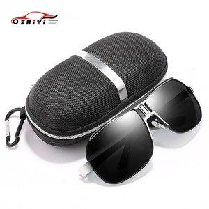 Image 2 - ZHIYI Anti glaring driving goggle polarized mens sunglasses Anti UV oculos outdoor cycling sports sun glasses