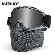 Motorcycle Modular Goggles Mask Glasses Filter Mask ATV Off Road Helmet Ski Sport Motorbike MX Goggles Motorcycle Cross Helmet стоимость