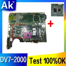 Laptop Motherboard 516293-001 DDR2 GPU DV7-2000 PM45 Akemy for HP Pavilion Pm45/Ddr2/Hd4500-series