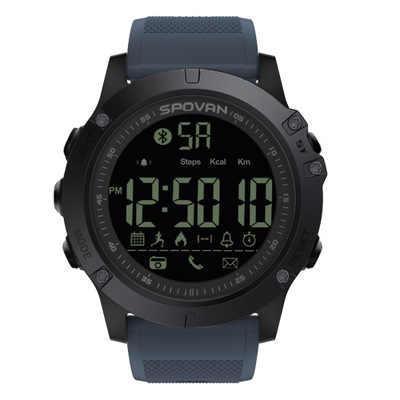 Thông Minh Đồng Hồ Điện Tử Nam Tập Thể Hình Vòng Tay Theo Dõi Nhịp Tim Đồng Hồ Thông Minh Chống Thấm Smartwatch Đồng Hồ Thông Minh Dành Cho IOS Và Android
