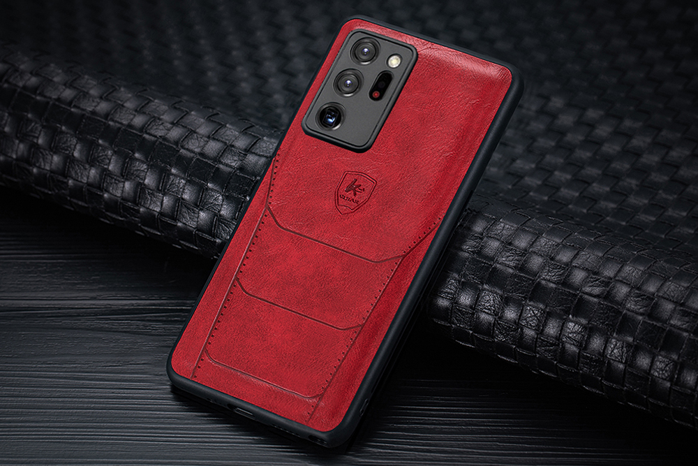 Galaxy NOTE 20 Ultra leather case 6