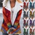 40 # зимнее пальто для женщин с отложным воротником на пуговицах пуш-ап, теплое платье с длинными рукавами и с длинным ворсом, Куртка для девоч...