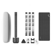 Wowstick-destornillador eléctrico 1F + Pro 1P + 1P Pro, Kit de controlador recargable inalámbrico de precisión, brocas/luz LED, 56 Uds.