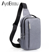 Crossbody Men Shoulder Bag Male Sling Chest Cross Body Messenger Handbag For Handy Belt Sacoche Homme Sac A Main Bolsos Borse