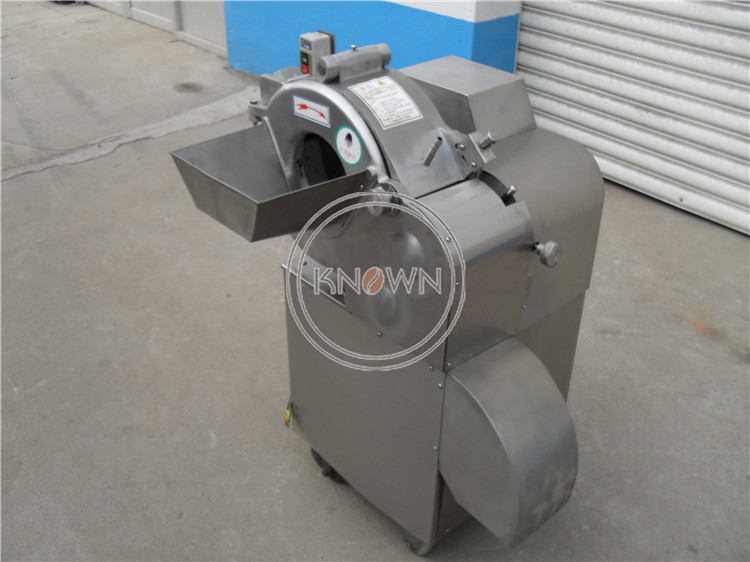 100kg/H Potato Dicing Machine Vegetable Onion Carrot Diced Machine For Sale
