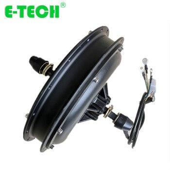 1000 W/1500 W casete DC hub con motor eléctrico motor de bicicleta de motor modificado