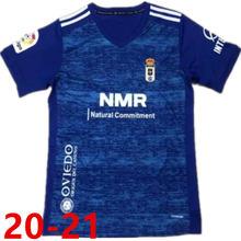 Новинка тайская футболка version20 21 oviedo футбольная одежда