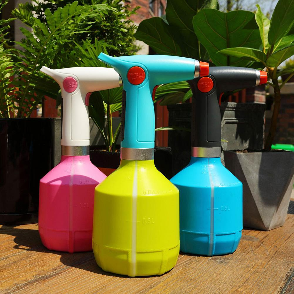 1000ml Electric Sprayer Bottle Water Spray Watering Cans for Flowers Plants Water Sprayer Bottle Indoor Outdoor Garden Tools|Water Cans| |  - title=