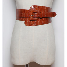 EWQ / men's and women's Clothing accessories all-match Elastic Tightness Waist cummerbunds 2020 trendy fashion new Belt 9Y1254
