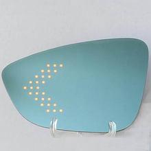 Боковое крыло зеркало заднего вида Динамический светодиодный