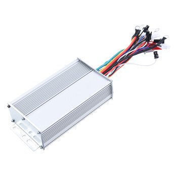 Universal Tricycle Electric Vehicle Controller 64V 60V 48V 500W Dual-mode Brushless Intelligent Controller image