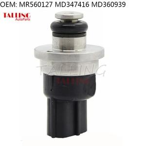 Image 2 - New Fuel Pressure Sensor Automobiles Sensors  MR560127 MD347416 MD360939 For Mitsubishi Pajero Lancer Dion Galant Carisma Space