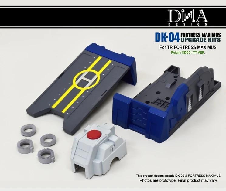 New DNA DK-02 upgrade Kit in Stock