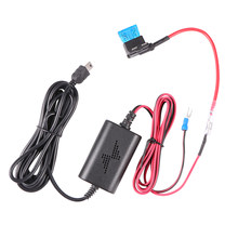Nieuwe Mini Usb 12 V Naar 5 V Rijden Recorder Usb Step-Down Kabel Gps Navigatie Auto Dash Cam charger Adapter Harde Draad Kit Duurzaam(China)