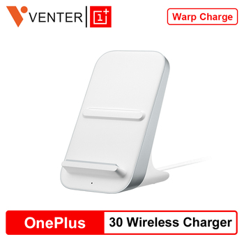 Pre Sale OnePlus Warp Charge 30 Wireless Charger US Compatible with Qi / EPP standards For Oneplus 8 Pro