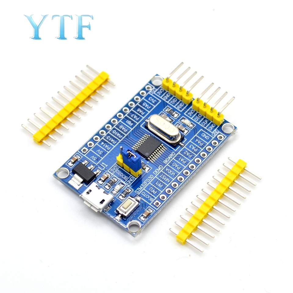 ARM M0 STM32F030F4P6 Board / Core Learning Small System Can Be TTL Serial Download