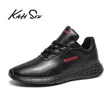 Erkek ayakkabısı yeni moda sonbahar kış süper hafif açık rahat ayakkabılar Sneakers nefes kaymaz yürüyüş spor ayakkabı erkekler