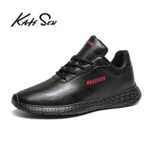 รองเท้าผู้ชายใหม่แฟชั่นฤดูใบไม้ร่วงฤดูหนาว Super น้ำหนักเบากลางแจ้งรองเท้ารองเท้าผ้าใบ Breathable ลื่นเดินกีฬารองเท้าผู้ชาย