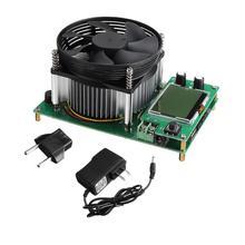 150V 10A 150W LCD dijital ayarlanabilir sabit akım elektronik yük pil test cihazı USB lityum deşarj kapasitesi Tester ölçer