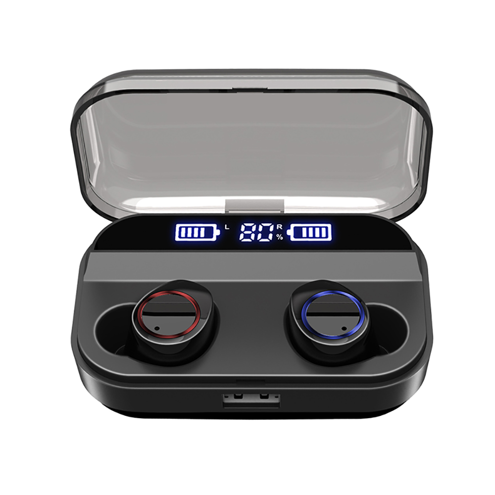 VTIN TWS Wirelress Earphones Bluetooth 5.0 Earphone With 4000mAh Charging Case IPX7 Waterproof Earbuds PK E12 TWS Xiaomi Redmi Airdots (14)