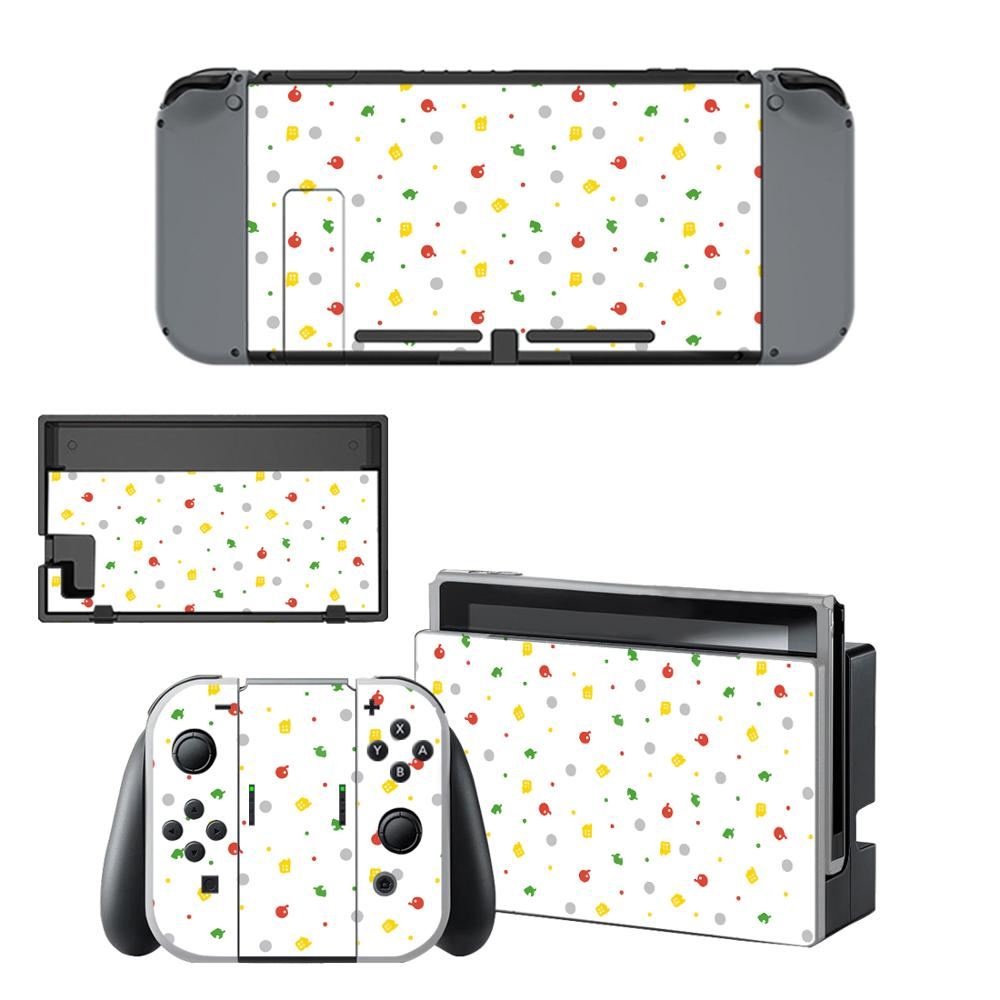 Animal Crossing Nintendo Switch Skin Sticker Nintendoswitch