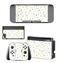 Animal Crossing Nintendo Switch Skin Sticker NintendoSwitch stickers skins for Nintend Switch Console and Joy Con Controller