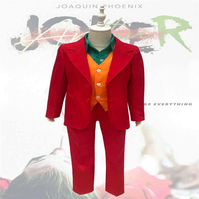 Halloween Party Phoenix 2020 2020 Hot Movie Joker Joaquin Phoenix Arthur Fleck Cosplay Costume