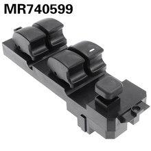 Interrupteur de vitre électrique LHD MR740599, pour Mitsubishi Carisma, Space Star, MR792845, avant gauche, côté conducteur