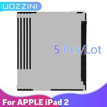 5pcs For Apple IPad 2 iPad2 2nd A1395 A1396 A1397 High quality LCD Display Screen Digitizer Assembly Replacement 100%Tested