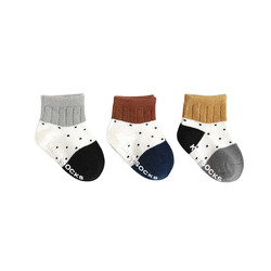 3Pairs/lot Infant Baby Socks Spring Autumn Baby Socks for Girls Cotton Newborn Boy Toddler Socks Baby Clothes Accessories