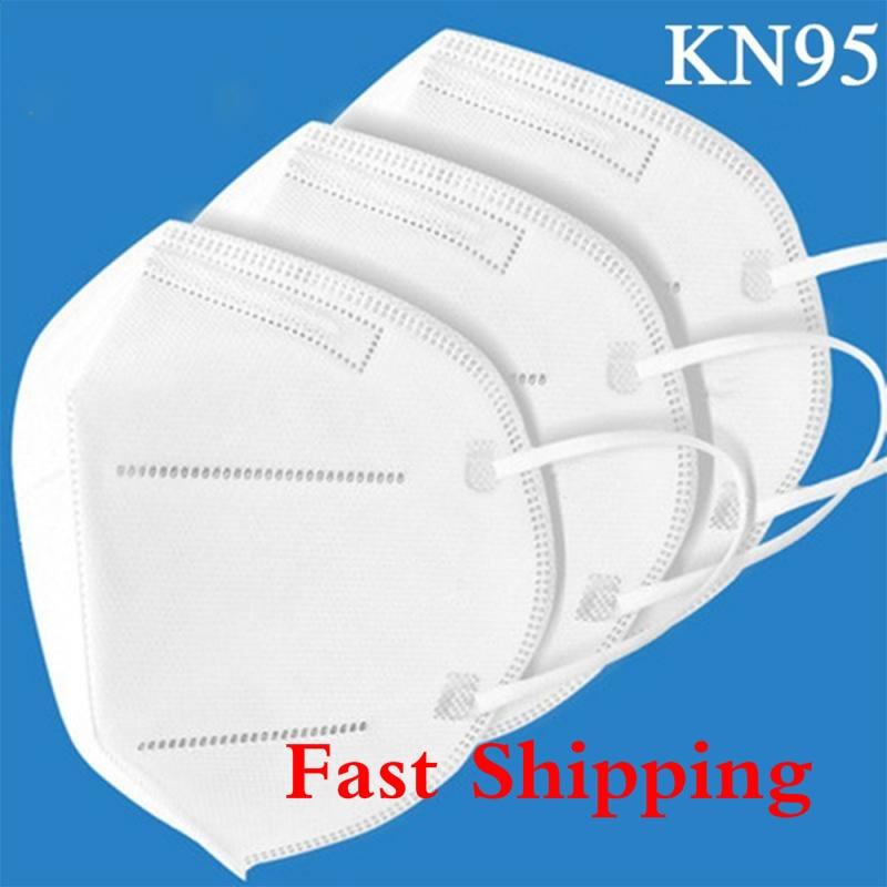 Fast Delivery N95 Face Mask Anti-Pollution Mask N95 KN95 Mask FFP2 Mask Proof Face Mask Mascarilla Ffp2 Mask