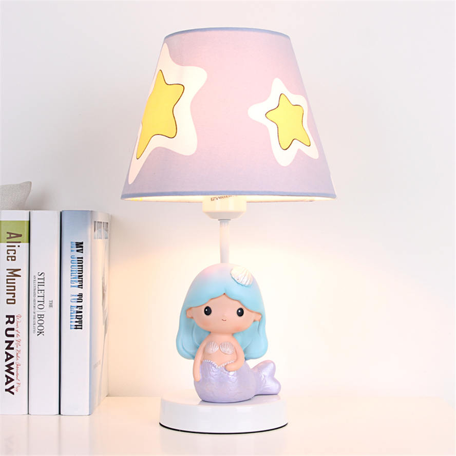 The Little Mermaid Childrens Lampshades For a Ceiling Light Table Lamp Pendant