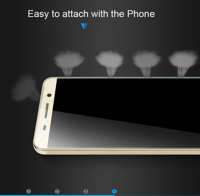 For BQ BQ-5512L Strike Forward Tempered Glass Smartphone Explosion-proof 9H Protective Film cover for BQ 5512L Protector