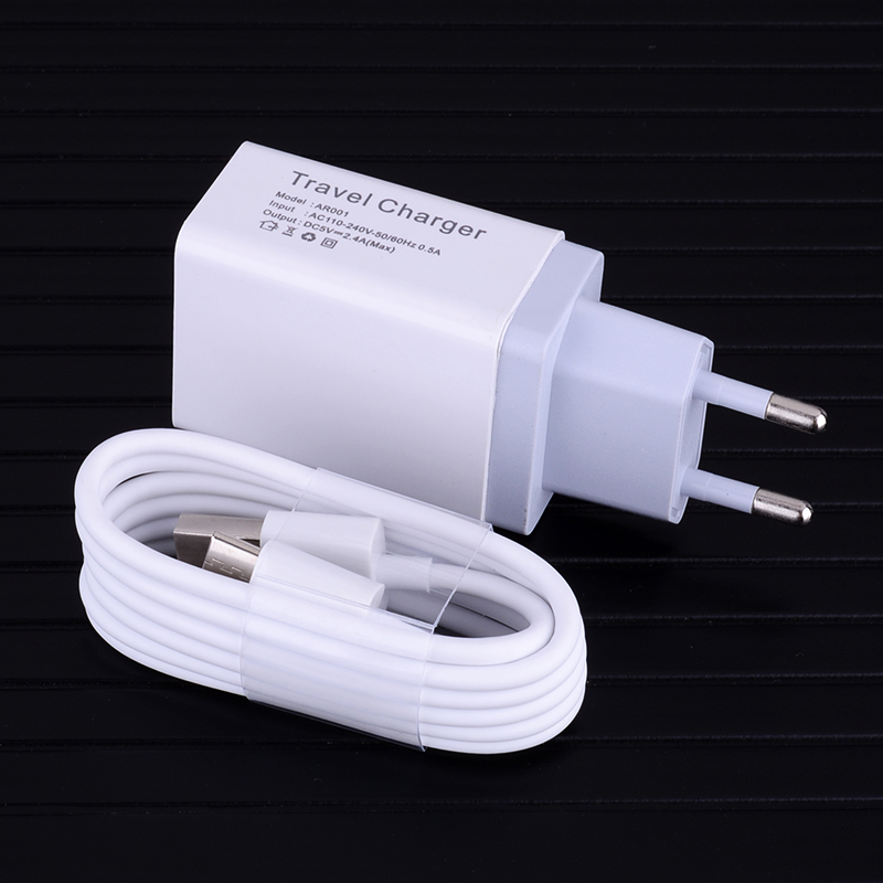 <font><b>Fast</b></font> <font><b>Charger</b></font> Cable For Samsung Galaxy S10 Plus S10e A10S A20S A30S A40S A10 A20 A30 A40 A50 A70 J4 A2 Core USB <font><b>Charger</b></font> Adapter image