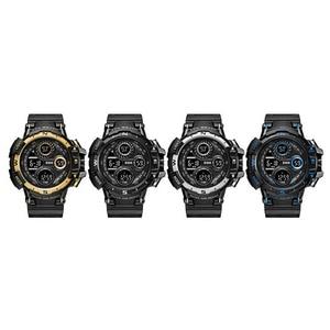 Image 5 - New Sport Men Digital Watch Cool Luminous Watches Men Sport Fitness Timer Watches Clock Alarm Clock Hourly Chime reloj de hombre