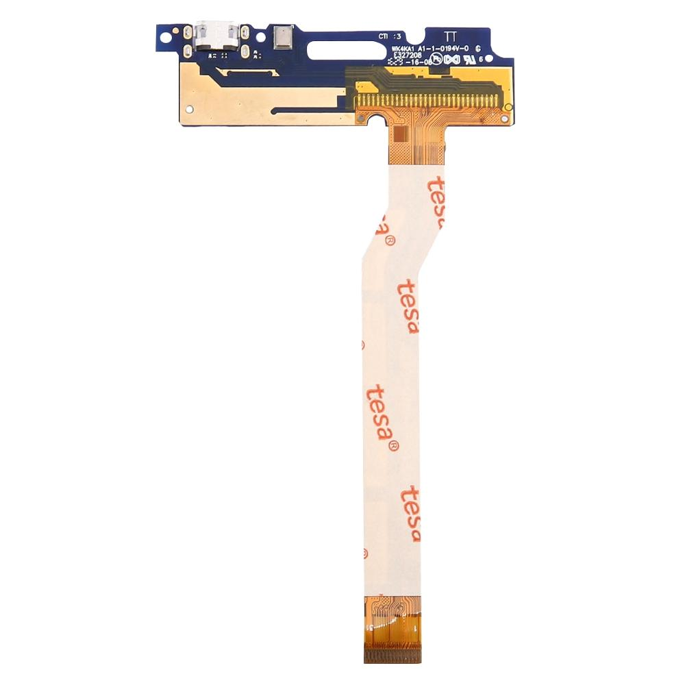 For Asus ZenFone 3 Max / ZC520TL Charging Port Board Replacement Charging Port Board Flex Cable Mobile Part