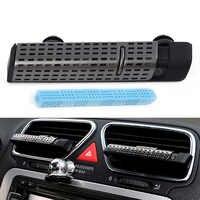 Para BMW ambientador en el perfume para salida de aire del coche Clip 6 olor sólido Original difuso titular aromatizante coche fragancia Stick