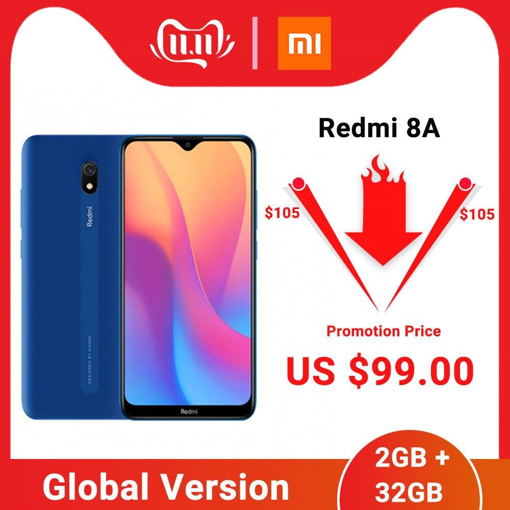 Versión Global Xiaomi Redmi 8A 8 2GB 32GB 6,22