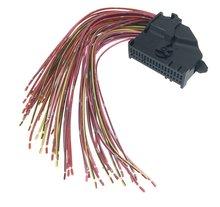 Para ford focus sync2 sync3 dados 54pin macho fêmea plug terminal cabo de extensão conector carplay kuga 2 c-max sync 3
