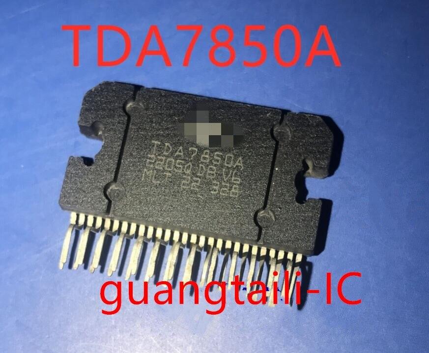 5PCS TDA7850A TDA7850 ZIP-27 Automobile Audio Power Amplifier Chip New Original Parts