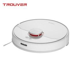 TROUVER Finder odkurzacz robot czyszczący wet mopem dezynfekcja LDS nawigacja laserowa mijia mihome control APP wirtualna ściana
