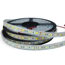цена на IP68 Waterproof In Tube DC12V 5050 SMD RGB RGBW WW LED Strip Light flexible Strip Light 60Leds/m Led Tape Home Decor led Lamp