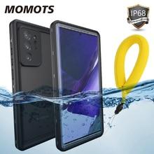 MOMOTS – coque étanche et antichoc pour Samsung, étui dextérieur pour Note 20 Ultra, S21 Plus, S20, S10, S9, Note 10 Plus