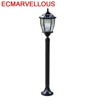 De Decor Ogrodowa Luz Terraza Y Tuin Verlichting Solar Decoracion Jardin Exterior Outdoor Tuinverlichting Garden Light Lawn Lamp