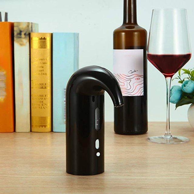Verseur à vin électrique aérateur distributeur pompe USB Rechargeable cidre décanteur verseur vin accessoires pour Bar usage domestique