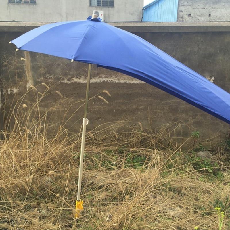 Outdoor Beach Camping Garden Umbrella Insert Plastic Pins Sun Umbrella Beach Umbrella Base Plug Accessories