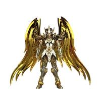 GT Model Saint Seiya EX Sagittarius Aiolos God Cloth Golden Saint PVC Action Figure Soul of Gold Metal Armor Model Toys