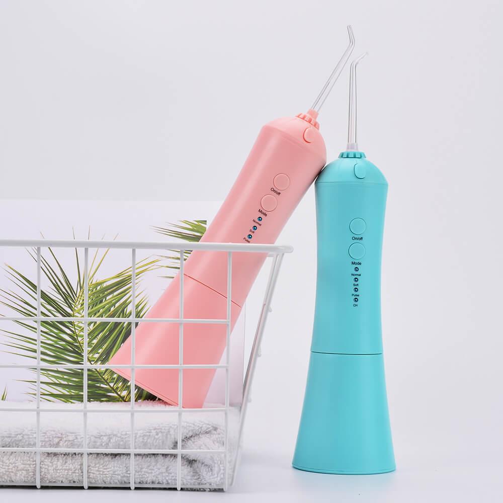 Portable Electric Oral Irrigator Dental Irrigator Water Dental Flosser Water Jet Teeth Cleaning Machine Dental Implements Spa