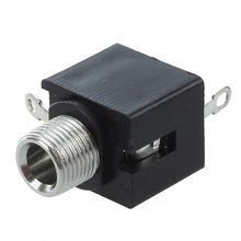 AMS-10 шт. Панелей PCB Женский 3,5 мм разъем для наушников, аудио разъемы