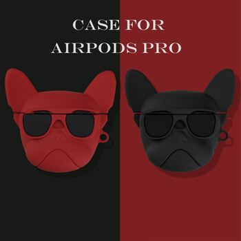 3D Soft Silicone Case for AirPods Pro 3